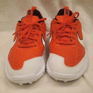 Nike Explorer 2 Spikeless Golf Shoes - Red